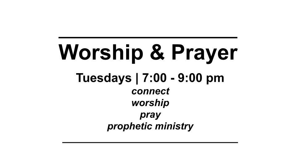 Tuesdays at Lifegate Church